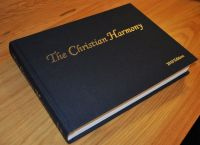 Christian Harmony 2010 book